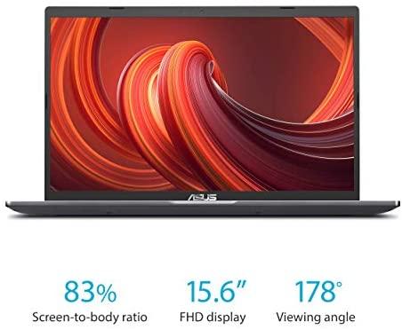 "Latest Asus VivoBook 15 F515 15.6"" FHD Skinny and Gentle Laptop computer, tenth Gen Intel Core i3-1005G1, 12GB RAM, 512GB PCIe SSD, Backlit Keyboard, Fingerprint Reader, Home windows 10 + Woov 32GB MicroSD Card 3"