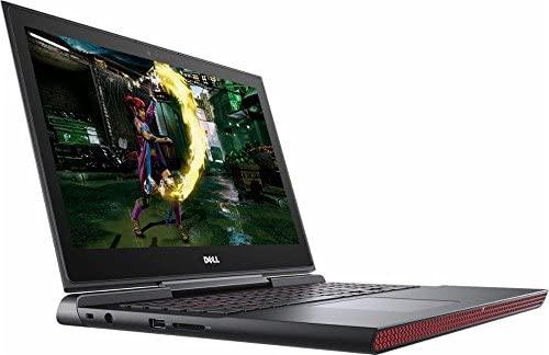 Dell Inspiron 15 7000 Series Gaming Edition 7567 15.6-Inch Full HD Screen Laptop - Intel Core i5-7300HQ, 1 TB Hybrid HDD, 8GB DDR4 Memory, NVIDIA GTX 1050 4GB Graphics, Windows 10 2