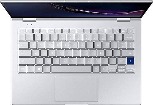 Samsung Galaxy Book Flex Alpha 13.3-inch FHD Touch Screen 512GB SSD 1.8GHz i7 2-in-1 Laptop (12GB RAM, Quad-Core i7-10510U, 360° Flip-and-Fold Design, Windows 10 Home) Royal Silver, NP730QCJ-K02US 3