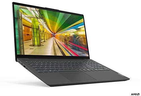 "Lenovo IdeaPad 5 15.6"" Laptop Ryzen 7-4700U 16GB RAM 512GB SSD Graphite Grey - AMD Ryzen 7-4700U Octa-core - 1920 x 1080 Full HD Resolution - AMD Radeon Graphics 2"
