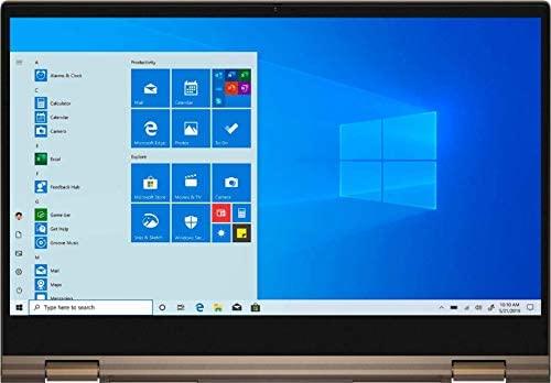 """Dell Inspiron 7000 14"""" FHD 2-in-1 Touchscreen Laptop   AMD Ryzen 7 4700U   16GB RAM   512GB SSD   Backlit Keyboard   Pen  Windows 10 Home   Sandstorm 4"""