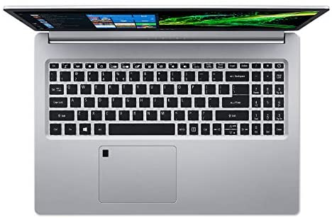 Acer Aspire 5 Slim Laptop, 15.6 Inches FHD IPS Display, 8th Gen Intel Core i5-8265U, 8GB DDR4, 256GB SSD, Fingerprint Reader, Windows 10 Home, A515-54-51DJ 8