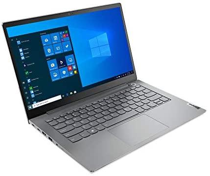 "Lenovo ThinkBook 14 G2 are 14"" Touchscreen Notebook, AMD Ryzen 7 4700U, 16GB RAM, 512GB SSD, AMD Radeon Graphics, Full HD 1920 x 1080, Windows 10 Pro, Mineral Gray (20VF0032US) 2"