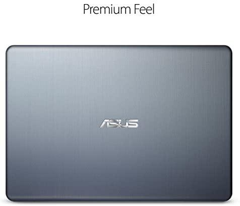 "ASUS Laptop L406 Thin and Light Laptop, 14"" HD Display, Intel Celeron N4000 Processor, 4GB RAM, 64GB eMMC Storage, Wi-Fi 5, Windows 10, Microsoft 365, Slate Gray, L406MA-WH02 2"