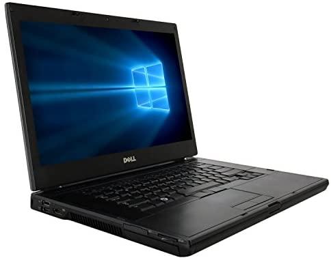 Dell Latitude E6510 15.6 Inch Laptop PC, Intel Core i5-520M up to 2.93GHz, 4G DDR3, 500G, VGA, DP, Windows 10 Pro 64 Bit Multi-Language Support English/French/Spanish(Renewed) 2