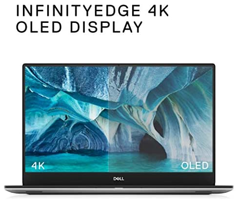 Dell XPS 15 7590 Laptop 15.6 inch, 4K UHD OLED InfinityEdge, 9th Gen Intel Core i7-9750H, NVIDIA GeForce GTX 1650 4GB GDDR5, 256GB SSD, 16GB RAM, Windows 10 Home, XPS7590-7572SLV-PUS, 15-15.99 inches 2