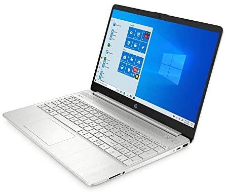 "2021 HP Pavilion 15.6"" FHD Touchscreen Laptop Computer, Intel 10th Gen Core i5-1035G1 CPU, 12GB RAM, 256GB PCIe SSD, Audio, HD Camera, HDMI, USB-C, Intel UHD Graphics, Win 10S, Silver, 32GB USB Card 4"