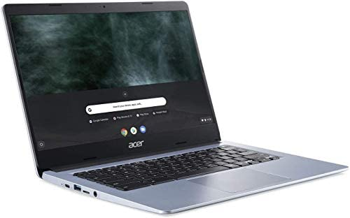 "Acer Chromebook 314 Laptop, 14"" HD Display, Intel Celeron N4000, Intel UHD Graphics 600, 4GB Memory, 64GB eMMC, Chrome OS, Bundled with TSBEAU 128GB Micro SD Card & 4 Port USB 3.0 Hub & USB Light 3"