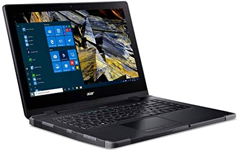 "Acer Enduro N3 EN314-51W-53RR Rugged Laptop, 14"" Full HD IPS, 10th Gen Intel Core i5-10210U, 8GB DDR4, 256GB NVMe SSD, Intel Wireless Wi-Fi 6, Fingerprint Reader, Windows 10 Professional 6"