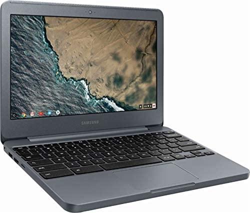 "Samsung Chromebook 3 XE501C13-K01US, Intel Dual-Core Celeron N3060, 11.6"" HD, 2GB DDR3, 16GB eMMC, Night Charcoal 2"