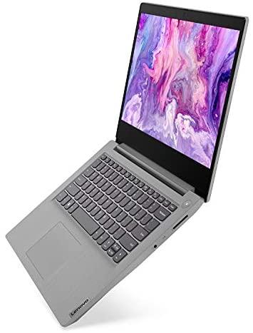 "2021 Newest Lenovo IdeaPad Laptop, 14"" FHD Display, Intel Core i5-1035G1 Quad-Core Processor (Up to 3.6 GHz), 20GB RAM, 512GB PCIe SSD, Webcam, Narrow Bezel, HDMI, Windows 10, Silver + Oydisen Cloth 7"