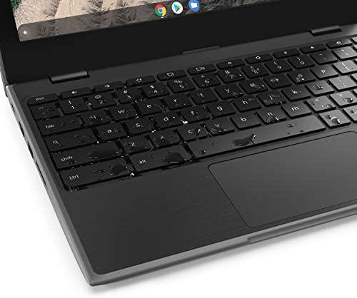 "Lenovo 100E Chromebook 2ND Gen Laptop, 11.6"" HD (1366 X 768) Display, MediaTek MT8173C Processor, 4GB LPDDR3 RAM, 16GB eMMC TLC SSD, Powervr GX6250, Chrome OS, 81QB000AUS, Black 9"