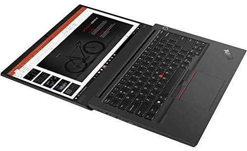 "2020 Lenovo ThinkPad E14 14"" FHD 1080p IPS Business Laptop (Intel 4-Core i5-10210U(Beat i7-8550u), 8GB DDR4 RAM, 256GB SSD PCIe M.2 SSD) Type-C, Webcam, Fingerprint, Windows 10 Pro + IST HDMI Cable 5"