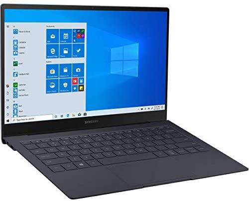 "Samsung Galaxy Book S (WiFi) - 13.3"" FHD Touchscreen Laptop Computer, Intel 5-Core i5-L16G7, 8GB DDR4, 256GB Storage, Backlit Keyboard, Fingerprint Reader, Mercury Gray, Windows 10, iPuzzle Type-C HUB 3"