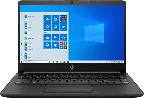 2021 HP 14 inch HD Laptop Newest for Business and Student, AMD Athlon Silver 3050U (Beat i5-7200U), 802.11ac, WiFi, Bluetooth, HDMI, Windows 10 w/HESVAP 3in1 Accessories (8GB RAM I 128GB SSD) 5