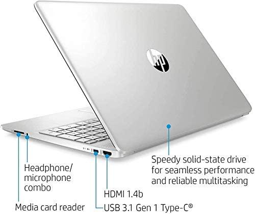 "2021 Latest HP 15.6"" FHD IPS Touchscreen Laptop computer, tenth Gen Intel i7-1065G7(As much as 3.9GHz), 16GB RAM, 512GB PCIe SSD, Intel Iris Plus Graphics, Webcam, USB-A&C, HDMI, WiFi, Win10, w/GM Equipment 6"