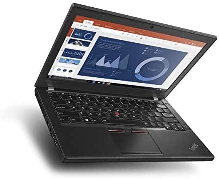 Lenovo ThinkPad X260 Business Laptop, 12.5 inches IPS Display / Intel Core i5-6300U 2.4Ghz (up to 3.00 GHz) / 256GB SSD / 16GB DDR4 / Windows 10 Pro / WiFi / Bluetooth (Renewed) 8
