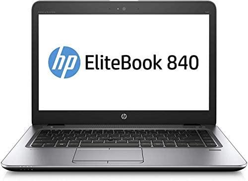 "HP EliteBook 840 G3 Enterprise Laptop computer, 14"" Anti-Glare FHD (1920x1080) Contact Display screen, Intel Core i5-6200U, 8GB DDR4, 240GB SSD, Webcam, Fingerprint Reader, Home windows 10 Professional (Renewed) 2"