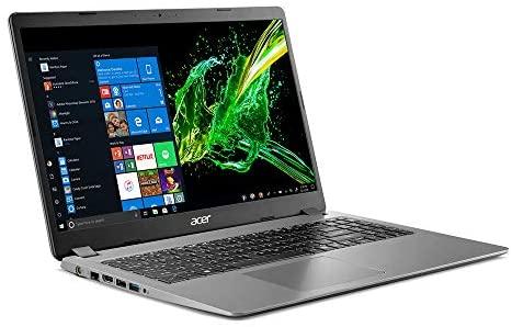 "2021 Acer Aspire 3 15.6"" FHD Laptop Computer, 10th Gen Intel Quad-Core i5-1035G1, 20GB DDR4 RAM, 1TB PCIe SSD, Intel UHD Graphics, Built-in Webcam, HDMI, Windows 10, Black, 32GB SnowBell USB Card 3"