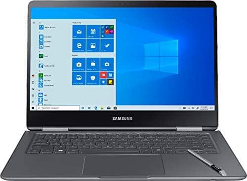 "Samsung Notebook 9 Pro 15"" FHD Touchscreen 2-in-1 Laptop Computer, Intel Quad-Core i7-8550U Up to 4.0GHz, 16GB DDR4 RAM, 1TB SSD, AMD Radeon 540 2GB, 802.11AC WiFi, Windows 10, iPuzzle Type-C HUB 3"
