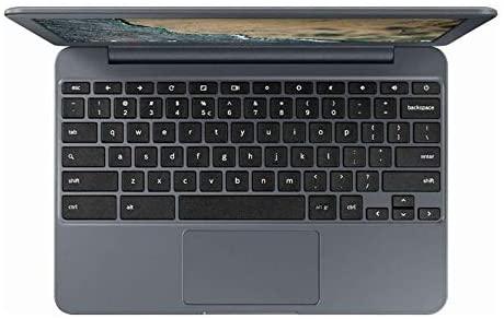 2019 Newest Samsung 11.6 Inch High Performance Chromebook Laptop Computer Intel Celeron N3060 Processor 2GB Memory 16GB eMMC+128GB microSD Bluetooth 4.0 USB 3.0 HDMI Webcam-Chrome OS (Renewed) 5