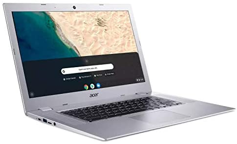 Acer Chromebook 315-2HT Touchscreen Laptop in Silver AMD A4 up to 2.5GHz 4GB RAM 32GB eMMC 15.6in Full HD Touch LCD Web Cam Chrome OS Gigabit WiFi (Renewed) 3