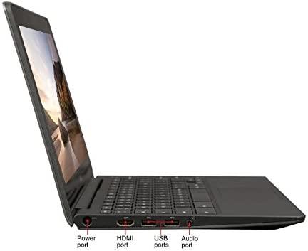 Dell ChromeBook 11 -Intel Celeron 2955U, 4GB Ram, 16GB SSD, WebCam, HDMI, (11.6 HD Screen 1366x768) (Renewed) 4