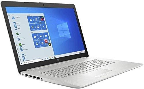 "2021 Newest Premium HP 17 Laptop Computer 17.3"" FHD IPS, 10th Gen Intel Quad-Core i5-10210U(Beat i7-8550U), 12GB RAM, 1TB HDD, Backlit Keyboard, HDMI, WiFi, Webcam, DVDRW, Windows 10+AllyFlex MP 3"