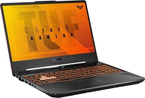 "2020 Asus TUF 15.6"" FHD Premium Gaming Laptop, 10th Gen Intel Quad-Core i5-10300H, 32GB RAM, 1TB SSD Boot + 1TB HDD, NVIDIA GeForce GTX 1650Ti 4GB GDDR6, RGB Backlit Keyboard, Windows 10 Home 4"