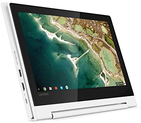 Lenovo Chromebook C330 2-in-1 Convertible Laptop, 11.6-Inch HD (1366 x 768) IPS Display, MediaTek MT8173C Processor, 4GB LPDDR3, 64 GB eMMC, Chrome OS, 81HY0000US, Blizzard White 4