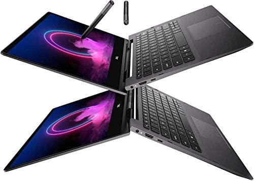 "Dell Inspiron 13.3"" 4K Ultra HD 2-in-1 Touch-Screen Laptop Bundle Woov Accessory   Intel Quad-Core i7-10510U   16GB DDR4   1TB SSD   Backlit Keyboard   Active Pen   Windows 10   Black 5"