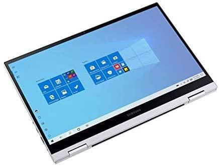 "2020 Samsung Galaxy Book Flex Alpha 13.3"" QLED FHD 1080p Multi-Touch 2-in-1 Business Laptop (Intel Quad-Core i5-10210U, 8GB RAM, 1TB SSD) Backlit, Wi-Fi 6, Windows 10 Home + IST Computers HDMI Cable 3"