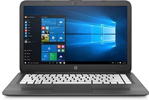 "HP Stream 14-cb012wm, 14"" HD Display, Intel N3060, 4GB RAM, 32GB SDD, Windows 10 Home S Mode, Gray 2"