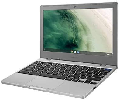 """SAMSUNG XE310XBA-K02US Chromebook 4 Chrome OS 11.6"""" HD Intel Celeron Processor N4000 4GB RAM 64GB eMMC Gigabit Wi-Fi 4"""