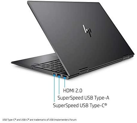 Newest HP Envy X360 2in1 Laptop, 15.6'' FHD Touchscreen, AMD Ryzen 5 4500U(Beat i7-7500U), 16GB RAM, 512GB SSD, Backlit Keyboard, Fingerprint Reader, Fast Charge, Webcam, Win10, w/Gm 3in1 Accessories 5