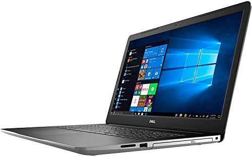 "Dell Inspiron 17 17.3"" FHD Business Windows 10 Pro Laptop Computer, Intel Quad-Core i7 1065G7 up to 3.9GHz, 64GB DDR4 RAM, 2TB HDD + 2TB PCIe SSD, DVDRW, NVIDIA GeForce MX230, AC WiFi, Bluetooth 4.1 3"