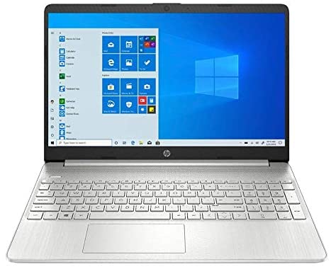 "2021 HP Pavilion 15.6"" FHD Touchscreen Laptop Computer, Intel 10th Gen Core i5-1035G1 CPU, 12GB RAM, 256GB PCIe SSD, Audio, HD Camera, HDMI, USB-C, Intel UHD Graphics, Win 10S, Silver, 32GB USB Card 2"