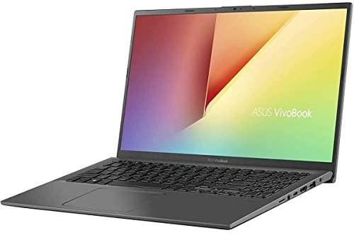 2021 ASUS VivoBook Ultra Thin and Light 15.6'' FHD Touchscreen Laptop Intel 10th gen Quad-Core i5-1035G1 up to 3.6GHz 16GB RAM 512GB SSD Fingerprint Chiclet Keyboard Webcam Windows 10 Aloha Bundle 3