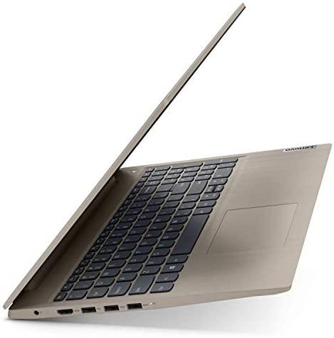 "2021 Latest Lenovo Ideapad 3 Laptop computer, 15.6"" HD Touchscreen, tenth Gen Intel Core i3-1005G1 Processor, 8GB DDR4 Reminiscence, 128GB SSD, HDMI, Webcam, Wi-Fi, Bluetooth, Home windows 10 Dwelling, KKE Mousepad, Almond 5"