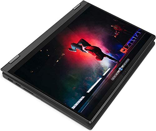 "Lenovo Flex 5 2-in-1 Touchscreen Laptop, 14"" FHD 1080p, AMD Ryzen 7 4700U 8-Core, 16GB 3200MHz RAM, 512GB SSD, FP Reader, Backlit KB, USB-C, Webcam, Pen, Mytrix Ethernet Hub, Win 10 5"