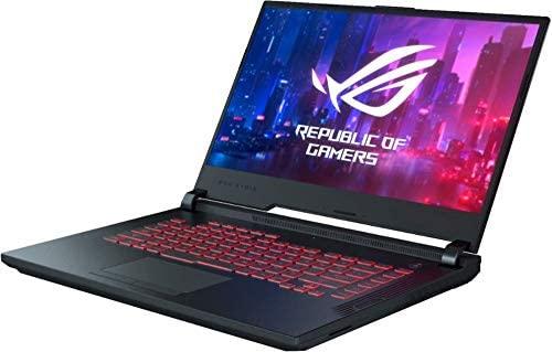 "2019 ASUS ROG G531GT 15.6"" FHD Gaming Laptop- Hexa-Core 4.5 GHz Intel i7-9750H, 16GB DDR4, NVIDIA GeForce GTX 1650 with 4GB GDDR5, 512GB PCIe SSD, RGB Backlit KB, HDMI, USB 3.0 8"