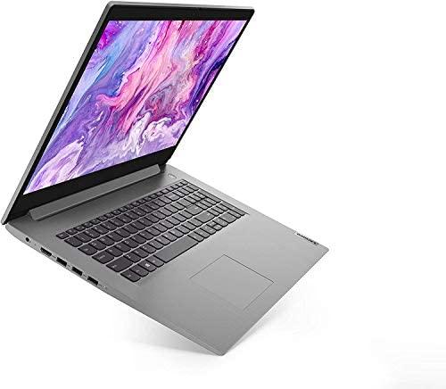 "Newest Lenovo Flagship Ideapad 3 17 Laptop 17.3"" HD+ Anti-Glare Intel Quad-Core i5-1035G1(Beats i7-8550U) 16GB RAM 512GB SSD for Business and Student Webcam Dolby Windows 10 Pro | 32GB Tela USB Card 4"