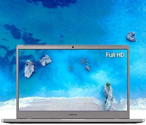 """Newest Samsung Chromebook 4+, 15.6"""" Full HD 1080p Notebook, Intel Celeron N4000, 4GB RAM, 32GB eMMC, Wi-Fi, Bluetooth, Chrome OS, Bundled with TSBEAU 32GB Micro SD Card&4 Port USB 3.0 Hub&USB Light 2"""