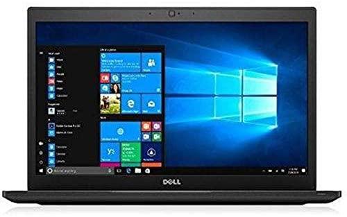 Dell Latitude 7480 14in FHD Laptop PC - Intel Core i7-6600U 2.6GHz 16GB 512GB SSD Windows 10 Professional (Renewed) 7