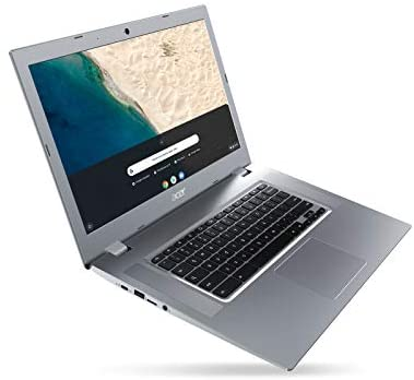 Acer Chromebook 315-2HT Touchscreen Laptop in Silver AMD A4 up to 2.5GHz 4GB RAM 32GB eMMC 15.6in Full HD Touch LCD Web Cam Chrome OS Gigabit WiFi (Renewed) 2
