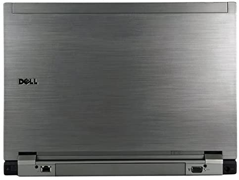 Dell Latitude E6510 15.6 Inch Laptop PC, Intel Core i5-520M up to 2.93GHz, 4G DDR3, 500G, VGA, DP, Windows 10 Pro 64 Bit Multi-Language Support English/French/Spanish(Renewed) 4