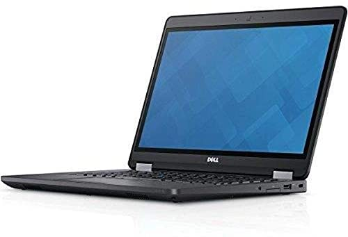 Fast Dell Latitude E5470 HD Business Laptop Notebook PC (Intel Core i5-6300U, 8GB Ram, 256GB Solid State SSD, HDMI, Camera, WiFi, SC Card Reader) Win 10 Pro (Renewed). 6