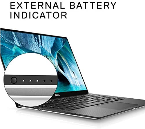 Dell XPS 15 7590 Laptop 15.6 inch, 4K UHD OLED InfinityEdge, 9th Gen Intel Core i7-9750H, NVIDIA GeForce GTX 1650 4GB GDDR5, 256GB SSD, 16GB RAM, Windows 10 Home, XPS7590-7572SLV-PUS, 15-15.99 inches 3