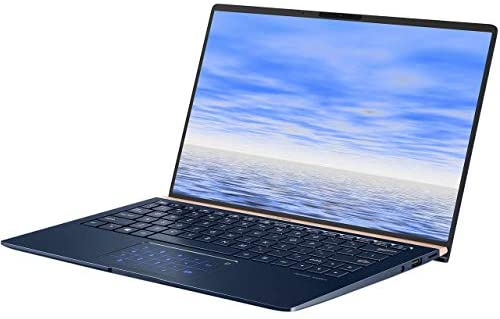 ASUS ZenBook 13 Slim Sturdy Laptop computer 13.3 in FHD Wideview, Intel Core i7-8565U As much as 4.6GHz, 16GB RAM, 512GB PCIe SSD + TPM Safety Chip, Numberpad, Home windows 10 Professional, UX333FA-AB77, Royal Blue (Renewed) 3
