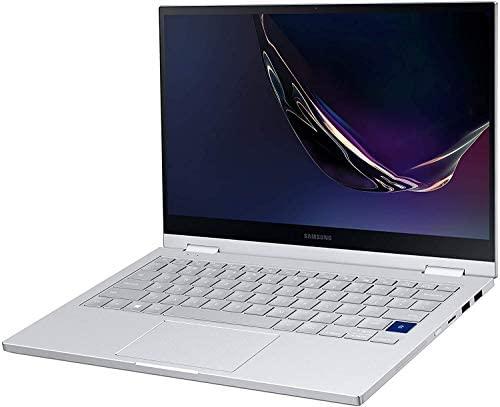 Samsung Galaxy Book Flex Alpha 13.3-inch FHD Touch Screen 512GB SSD 1.8GHz i7 2-in-1 Laptop (12GB RAM, Quad-Core i7-10510U, 360° Flip-and-Fold Design, Windows 10 Home) Royal Silver, NP730QCJ-K02US 2